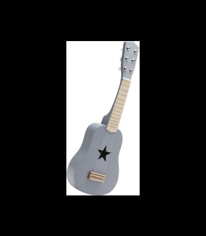 Kids Concept sku1000147 - graue Gitarre