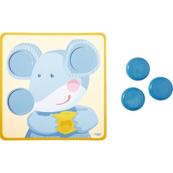 Zuordnungsspiel Kunterbunte Tierwelt Haba 301059
