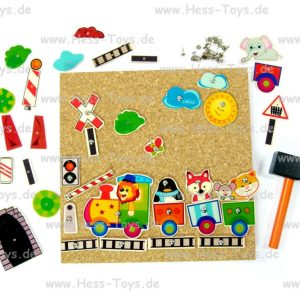 Hammerspiel Eisenbahn Hess 4016977149099