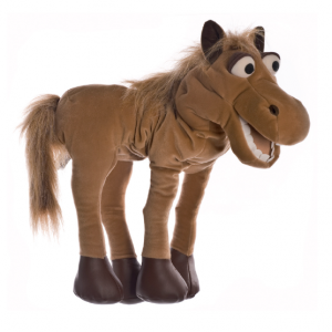 Helge das Pferd Living Puppets 6091024179623