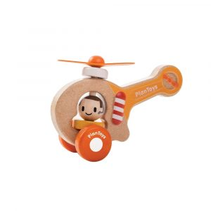 Helikopter Holz Plantoys 8854740056856