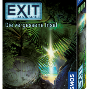Exit Die vergessene Insel Kosmos 4002051692858
