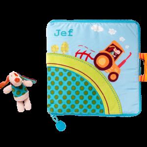 Spielbuch Jef auf dem Bauernhof Lilliputiens 5414834863758