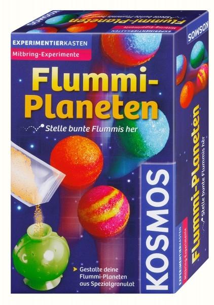 Experimentierkasten Flummi-Planeten Kosmos 4002051657710