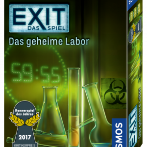 Exit Das geheime Labor Kosmos 4002051692742