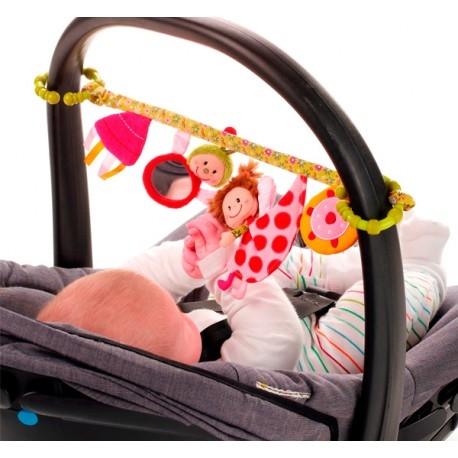 5414834862164 Liz - Kinderwagenkette Lilliputiens