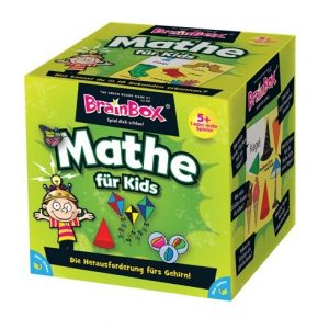 BrainBox - Mathe für Kids Carletto 5025822949394