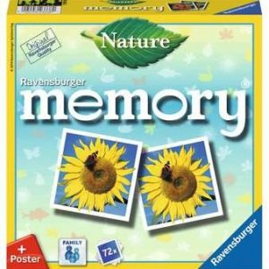 Nature Memory Ravensburger 4005556266333