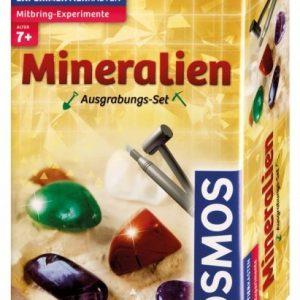 Mineralien - Experimentierkasten Kosmos 4002051630447