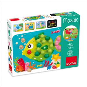 Goula (Jumbo) D53136 - Mosaik