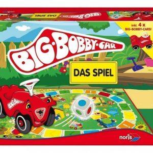 Noris Bobby Car Brettspiel