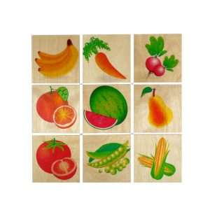 Memo Obst/ Gemüse Hess 4016977149273