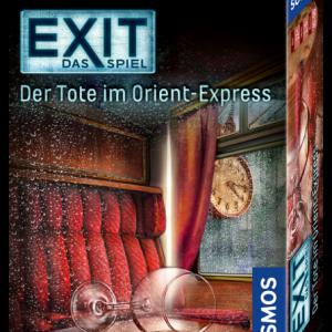 Exit - Der Tote im Orient-Express Kosmos 4002051694029