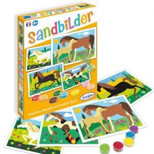 Sandbilder Pferde Sentosphere 3373910887007