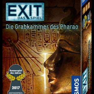 Exit Die Grabkammer des Pharao Kosmos 4002051692698