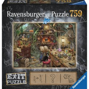 Ravensburger Exit Puzzle Die Hexenküche 4005556199525