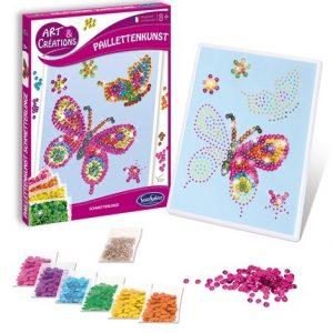 Pailettenkunst Schmetterlinge Sentosphere 3373910201001