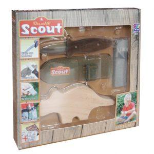 Scout Schnitzset