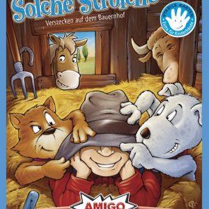 Solche Strolche - Kartenspiel Amigo 4007396069778