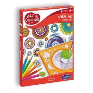 Spiral Art Sentosphere 3373910020817