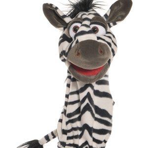 Living Puppets W574 Quasselwurm Zebra