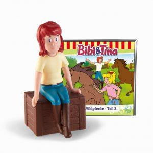 4251192101457 Tonie - Bibi & Tina - Die Wildpferde Teil 2