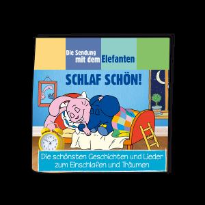 Tonies 01-0097 - Die Sendung mit dem Elefanten - Schlaf schön!