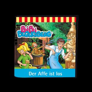 Tonies 01-0111 - Bibi Blockberg – Der Affe ist los