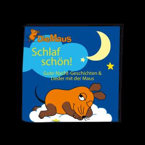Tonies 01-0130 - Die Maus – Schlaf schön