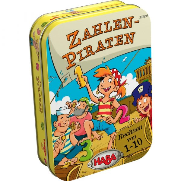 Haba 302898 - Zahlen-Piraten