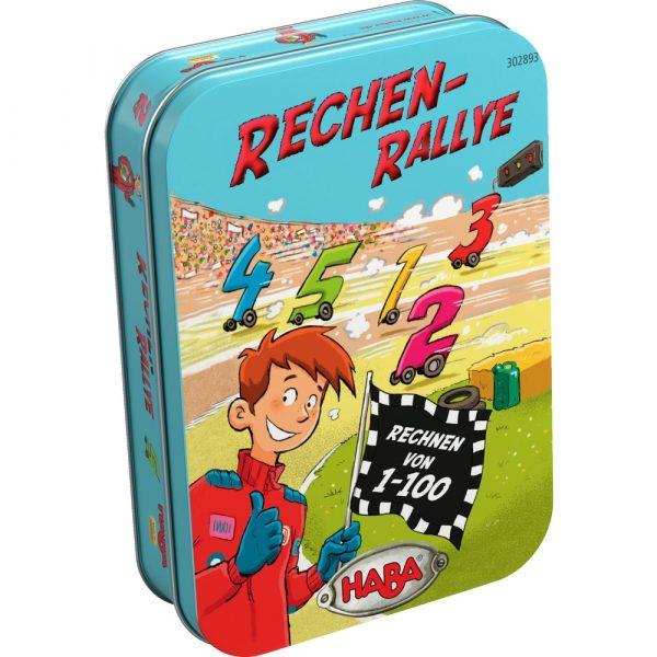 Haba 302893 - Rechen Rallye
