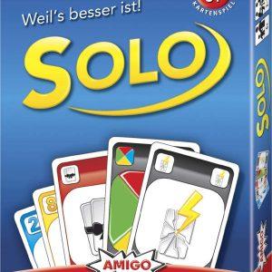 Amigo 03900 - Solo Kartenspiel