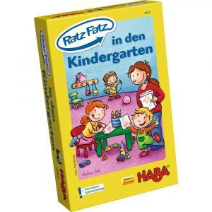Haba 004605 - Ratz Fatz in den Kindergarten