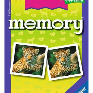 Ravensburger 23013 - Tierbaby Memory