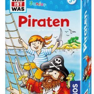 Kosmos 71254 - WAS IST WAS Junior Piraten Das lustige Wissensspiel