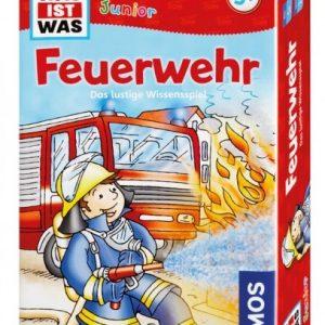 Kosmos 71255 - WAS IST WAS Junior Feuerwehr Das lustige Wissensspiel