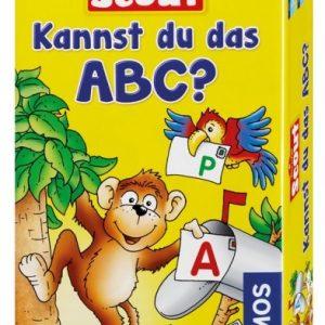Scout Kannst du das ABC Kosmos 4002051710521