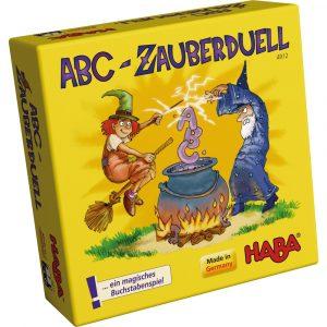 ABC-Zauberduell Haba 4010168049120