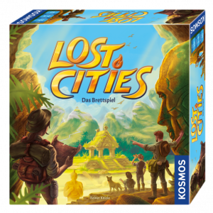 Lost Cities Kosmos 4002051694128