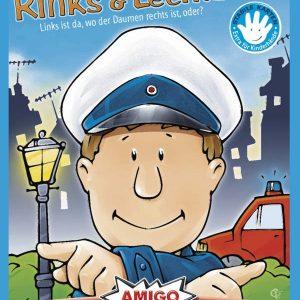Rinks & Lechts - Kartenspiel Amigo 4007396039474