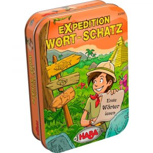 Expedition Wort-Schatz Haba 4010168227290