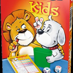 Schmidt 51245 - Kniffel Kids
