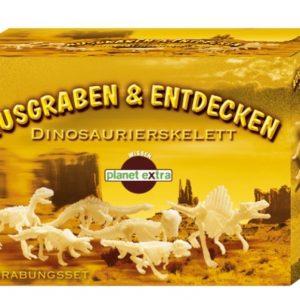 Vedes 63612049 - Ausgrabungsset Dinosaurier - Dinoskelett klein