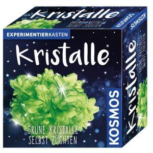 Kosmos 65604 - Kristalle grün