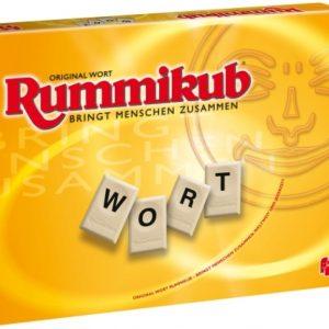Vedes 61078096 - Original Rummikub Wort, für 2-4 Spieler, ab 8 Jahren
