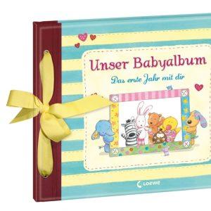 Vedes 67358317 - Unser Babyalbum: Das erste Jahr mit dir