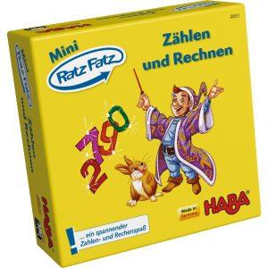 Haba 004893 - Mini Ratz Fatz Zählen und Rechnen