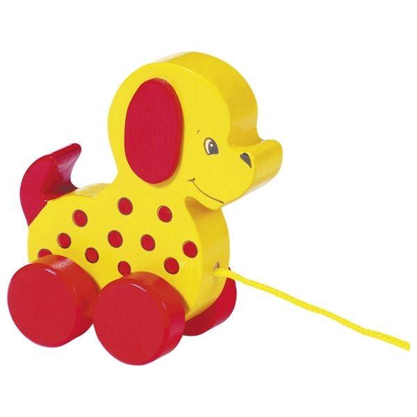 Goki 54992 - Ziehtier Hund Caju