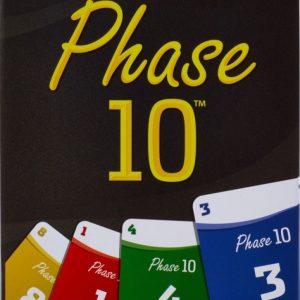 Vedes FPW38 - Phase 10 Kartenspiel