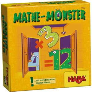 Mathe-Monster Haba 4010168071794